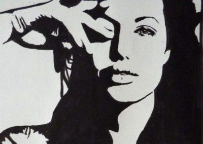 Agárdi Gabi - Angelina ( Filc A4 )